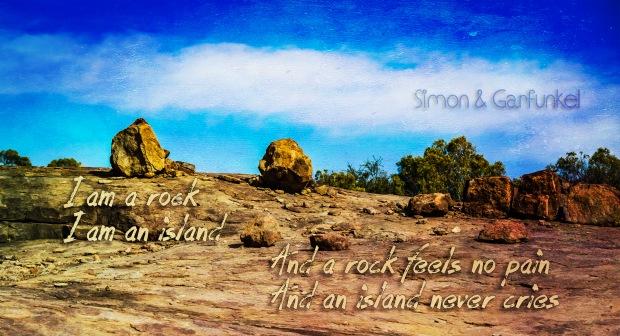 I am a rock (S&G)
