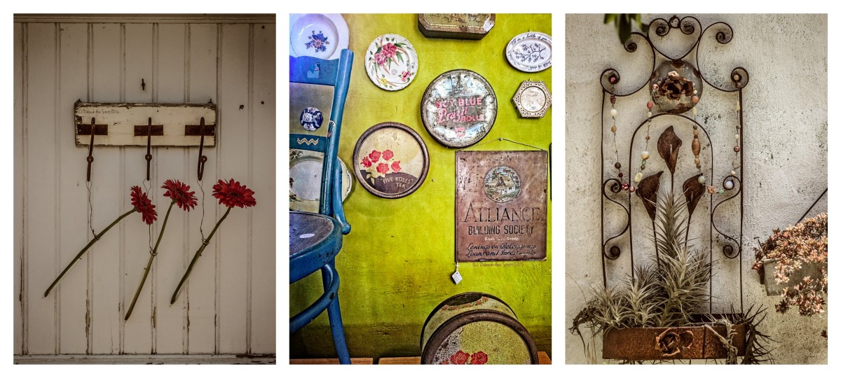 Quirky wall displays