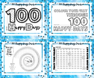 100 Happy Days https://gum.co/WrtWV
