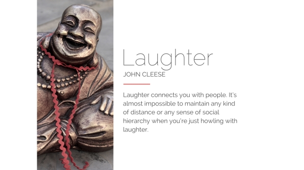 Laughter John Cleese