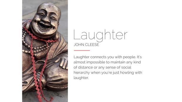 Laughter John Cleese
