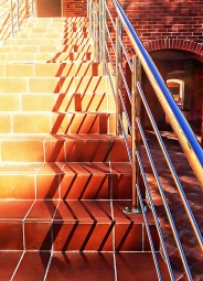 Rhodes stairs