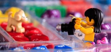 Counting dice © Deborah Ann Stott 2017