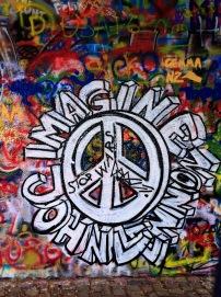 Stop Wars (© Deborah Ann Stott 2017)