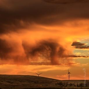 SquareSky: Towering clouds