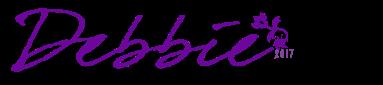Debbie blog sign off 2017