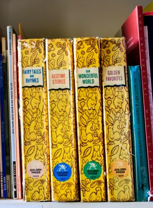 The Golden Library Collection