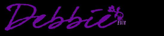 Debbie blog sign off 2018