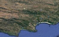 Addo Elephant Park Satellite Map