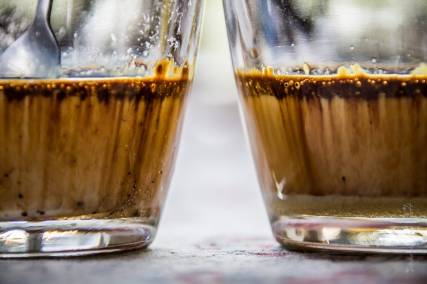 Coffee patterns