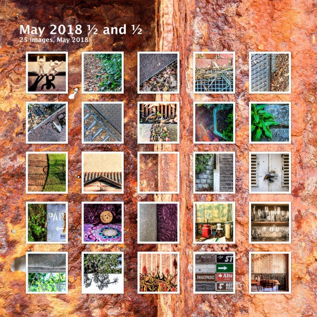 May-2018 ½ and ½ for WP