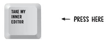Inner editor button