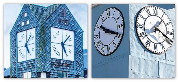 Blue Clocks © Deborah Ann Stott 2018