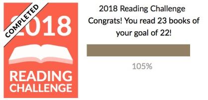 2016 goodreads challenge