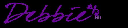 Debbie blog sign off 2019